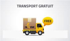 Le transport de votre moustiquaire NoFlyStore c'est toujours gratuit